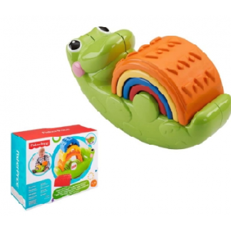 Fisher Price Stack & Rock krokodill