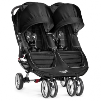 BJ City Mini Double black