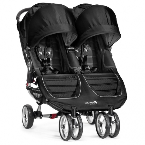 4d22e02a5aa ... Kaksikute ja tandemkärud / Baby Jogger jalutuskäru City Mini Double.  🔍. BJ City Mini Double black