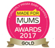 Made For Mums Gold Awards