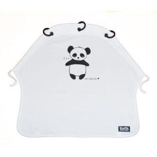 Kurtis jalutuskäru kardin Panda