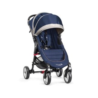 baby jooger city mini 4w cobalt-grey