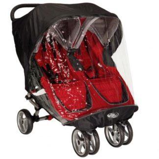baby jogger vihmakile kaksikutele