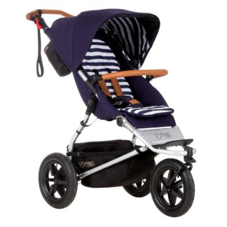 Mountain Buggy Urban Jungle Luxury Nautical