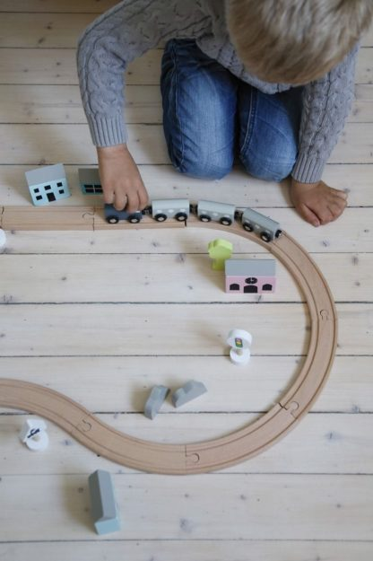 raudtee rongiga