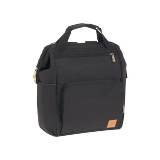 Lassig-Green-Label-beebitarvikute-seljakott-Goldie-Backpack-black