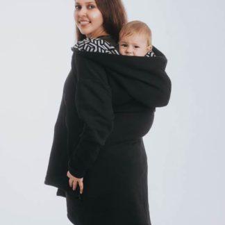 lennylamb-lapsekandmise-pusa-Black-with-Hematite