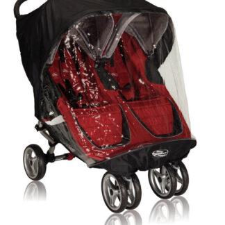 Baby-Jogger-City-Mini-Double-vihmakile